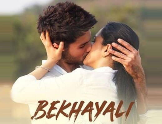 Bekhayali – Kabir Singh - Lyrics