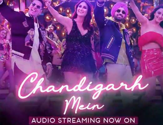 Chandigarh Mein-Good Newwz-Lyrics