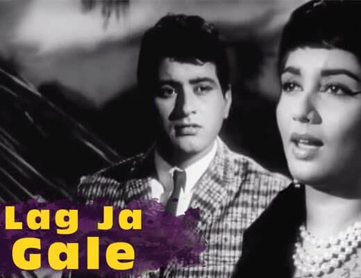 Lag Jaa Gale - Lata Mangeshkar - Lyrics
