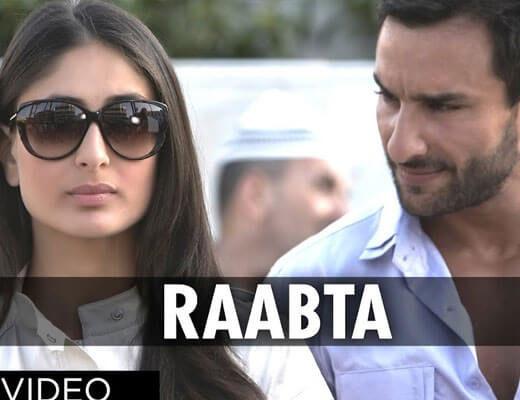 Raabta - Agent Vindo - Lyrics