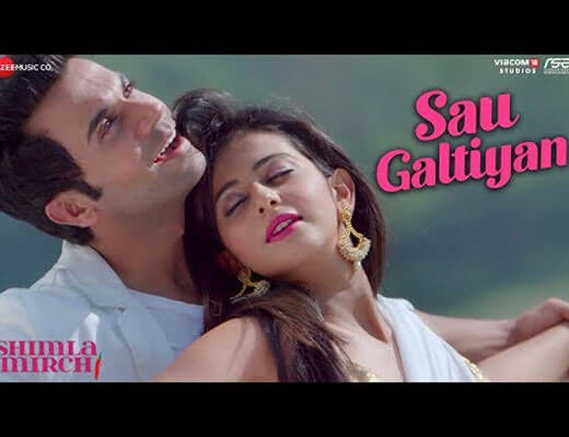 Sau Galtiyan-Shimla Mirch-Lyrics