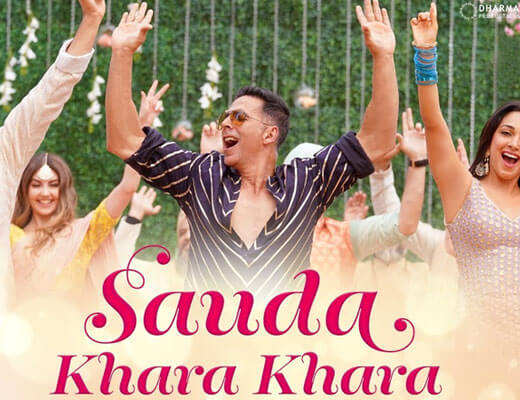 Sauda Khara Khara-Good Newwz-Lyrics