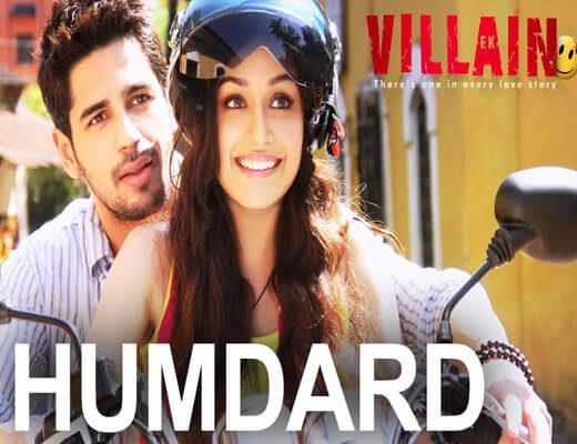 Humdard-lyrics---Ek-Villain
