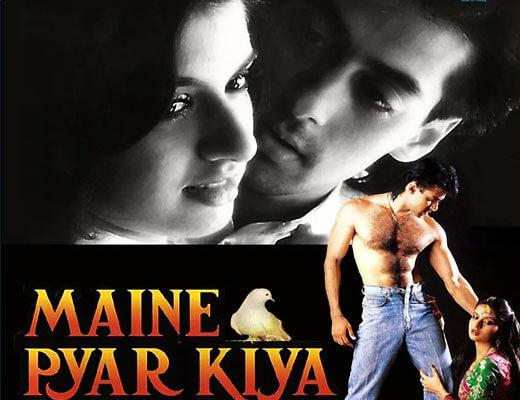 Mere Rang Mein Rangne Wali Lyrics - Maine Pyar Kiya