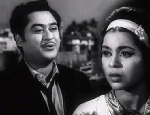 Mere mehboob qayamat hogi lyrics - Mr. X In Bombay - Kishore Kumar
