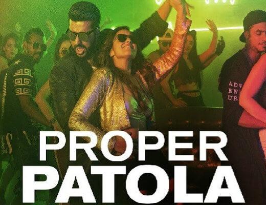 Proper-Patola-Lyrics---Namaste-England---Lyrics-In-Hindi