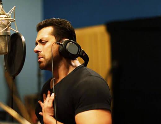 Main Hoon Hero Tera Lyrics - Salman Khan -