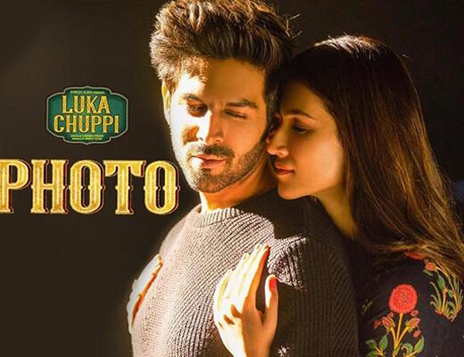 Photo---Luka-Chuppi-(2019)---Lyrics-In-Hindi