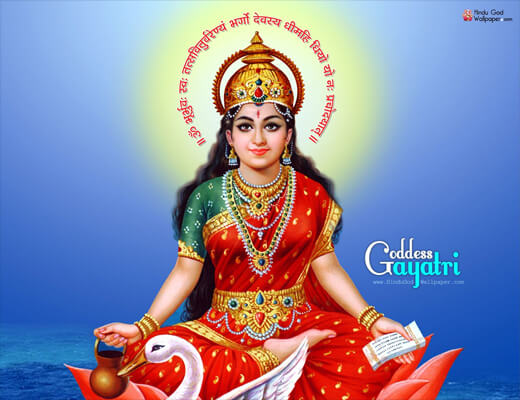 Gayatri-Mata-Ki-Aarti---Lyrics-In-Hindi