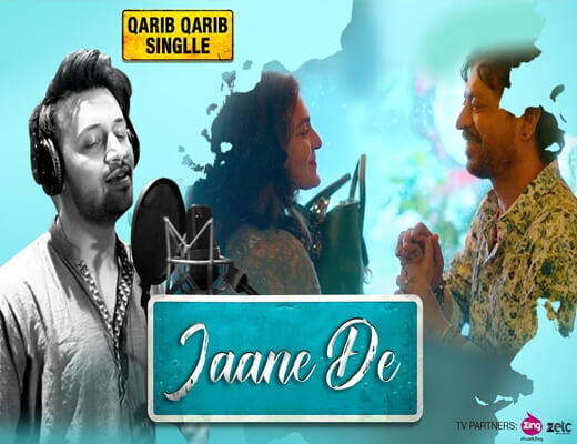 Jaane-De---Qarib-Qarib-Singlle---Lyrics-In-Hindi