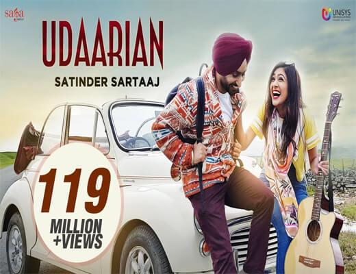 Udaarian---Satinder-Sartaaj---Lyrics-In-Hindi