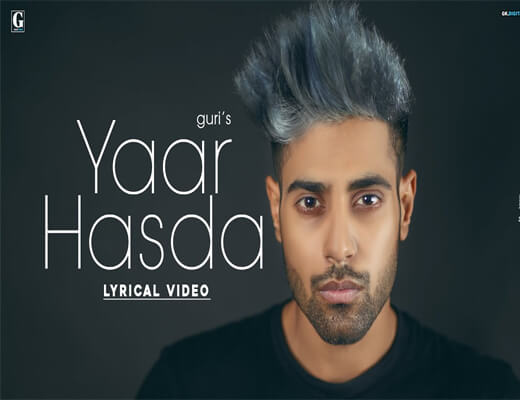 Yaar-Hasda---Guri----Lyrics-In-Hindi