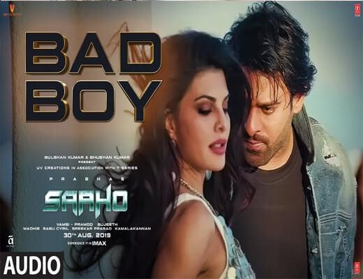 Bad-Boy---Saaho---Lyrics-In-Hindi