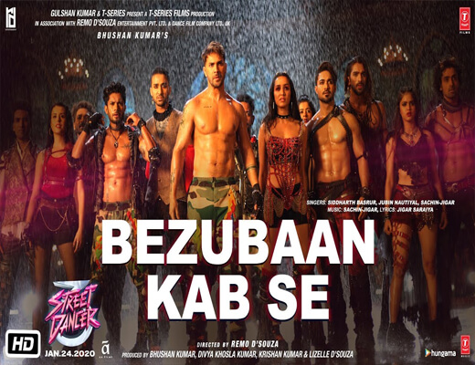Bezubaan-Phir-Se---ABCD-2---Lyrics-In-Hindi