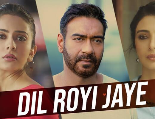 Dil Royi Jaye - De De Pyaar De Lyrics