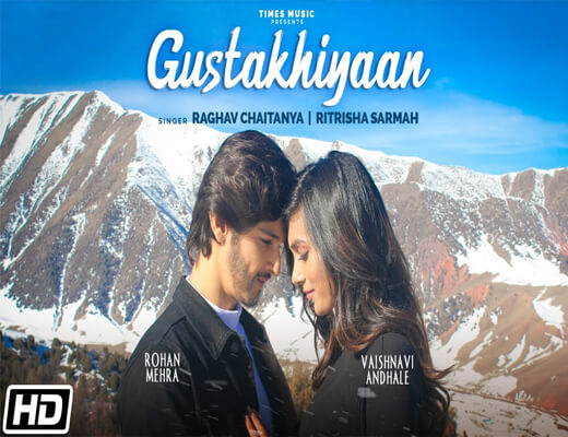 Gustakhiyaan---Raghav-Chaitanya---Lyrics-In-Hindi