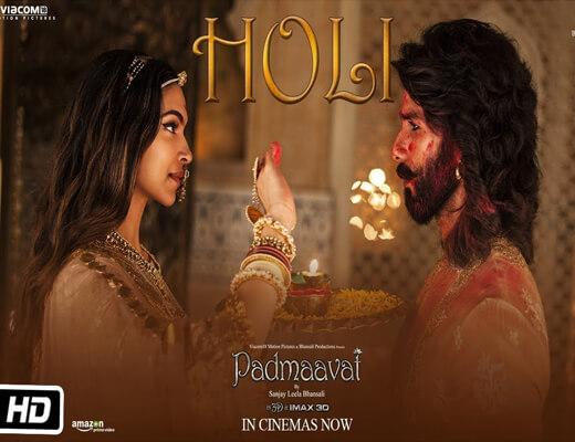 Holi---Padmaavat---Lyrics-in-Hindi