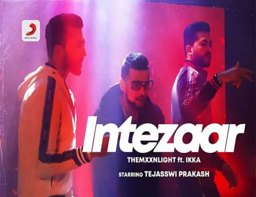 Intezaar---THEMXXNLIGHT-feat.-Ikka---Lyrics-In-Hindi