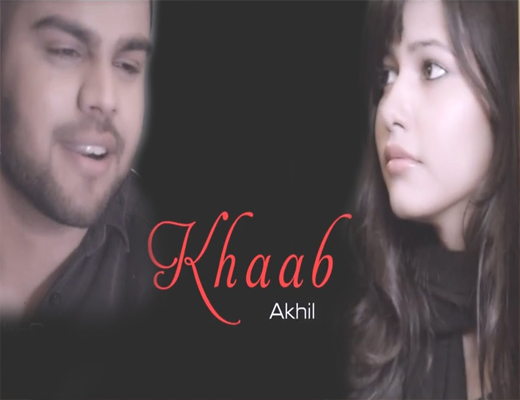 Khaab-Lyrics---Akhil---Lyrics-In-Hindi