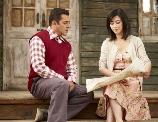 Main Agar Lyrics - Tubelight