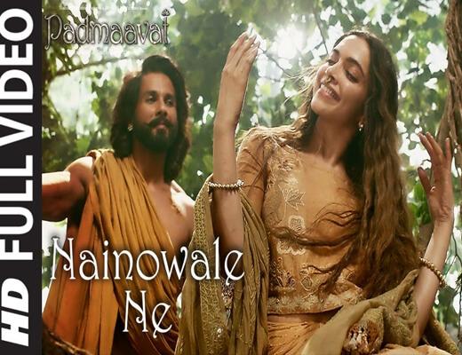 Nainowale-Ne---Padmaavat---Lyrics-In-Hindi