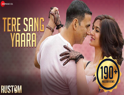 Tere-Sang-Yaara-–-Rustom---Lyrics-In-Hindi