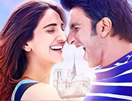 Ude Dil Befikre (Title Song) Lyrics - Befikre