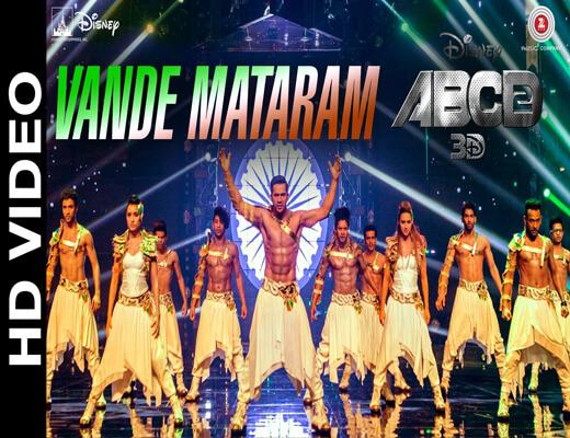 Vande-Mataram---ABCD-2---Lyrics-In-Hindi