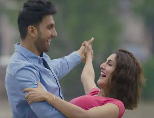 You And Me Lyrics - Befikre