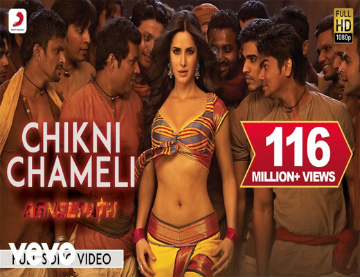 Chikni-Chikni-Chameli---Agneepath---Lyrics-In-HindiChameli---Agneepath---Lyrics-In-Hindi