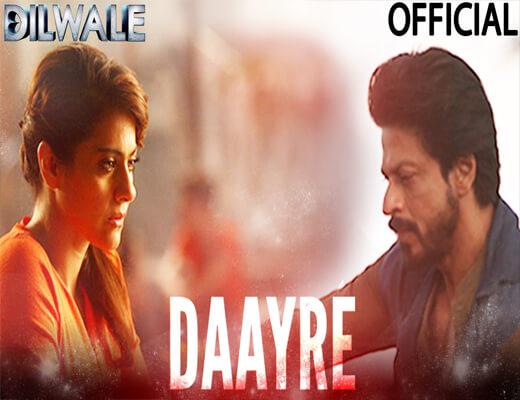 Daayre---Dilwale---Lyrics-In-Hindi