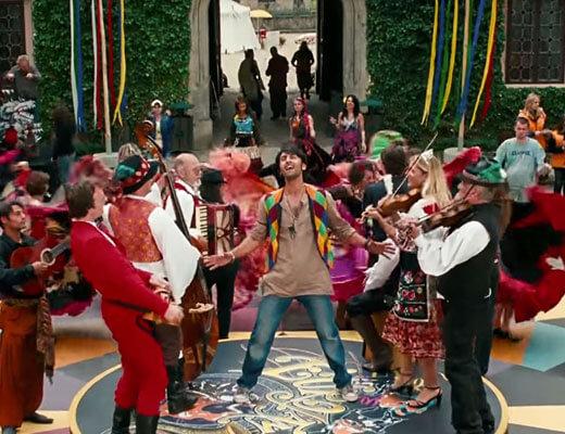 Hawa Hawa Lyrics - RockstarMohit Chauhan