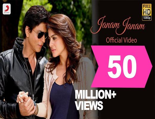 Janam-Janam---Dilwale---Lyrics-In-Hindi