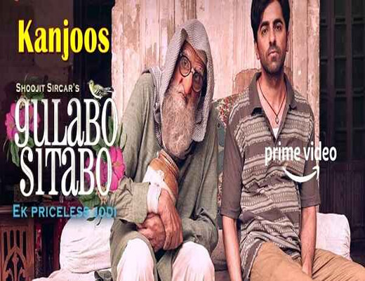 Kanjoos---Gulabo-Sitabo---Lyrics-In-Hindi