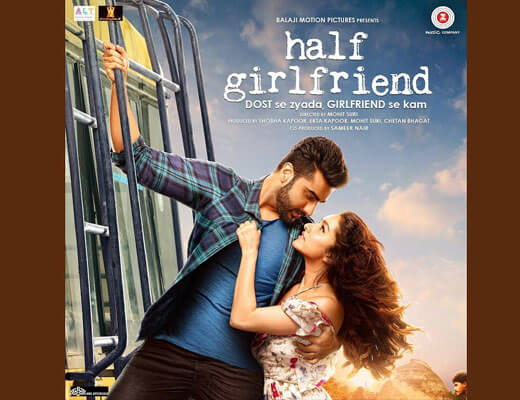 Pal Bhar (Chaahunga Reprise) Lyrics - Half Girlfriend
