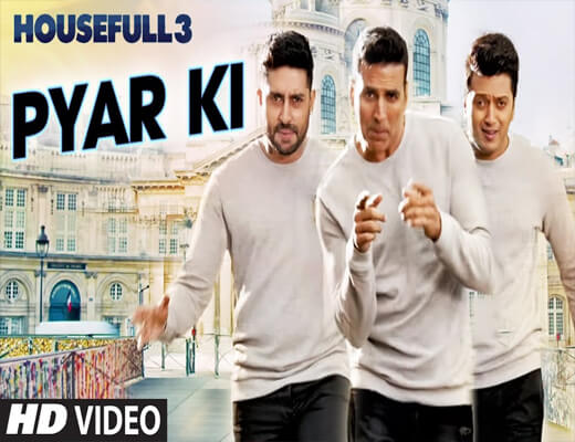 Pyar-Ki-Maa-Ki---Housefull-3---Lyrics-In-Hindi