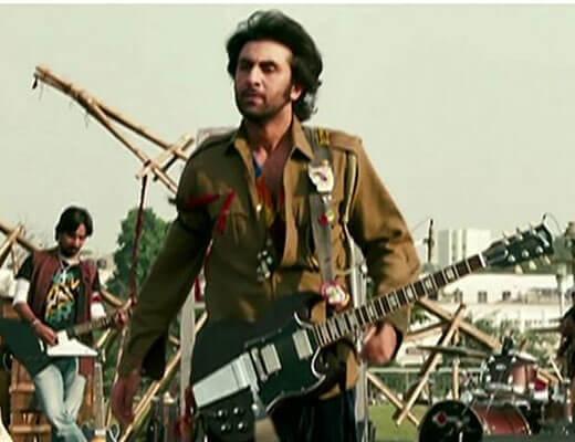 Sadda Haq Lyrics - RockstarMohit Chauhan