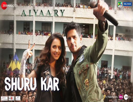 Shuru-Kar---Aiyaary---Lyrics-In-Hindi