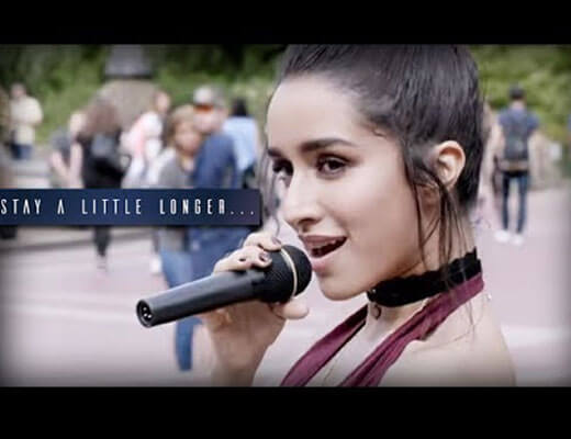 Stay A Little Longer Lyrics - Half Girlfriend