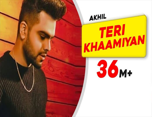 Teri-Khaamiyan---Akhil---Lyrics-In-Hindi