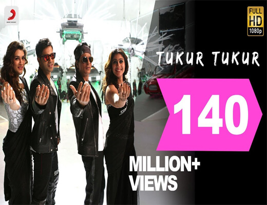 Tukur-Tukur---Dilwale---Lyrics-In-Hindi