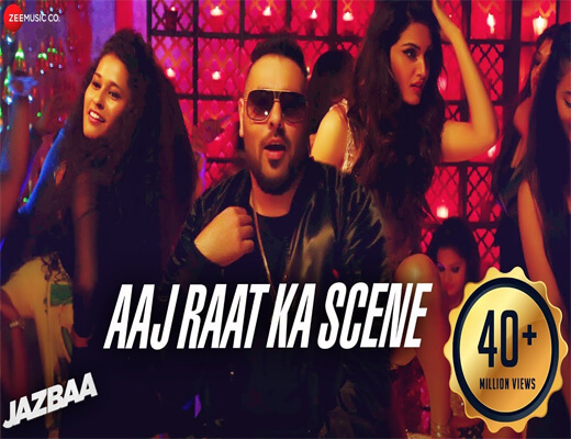 Aaj-Raat-Ka-Scene---Jazbaa---Lyrics-In-Hindi