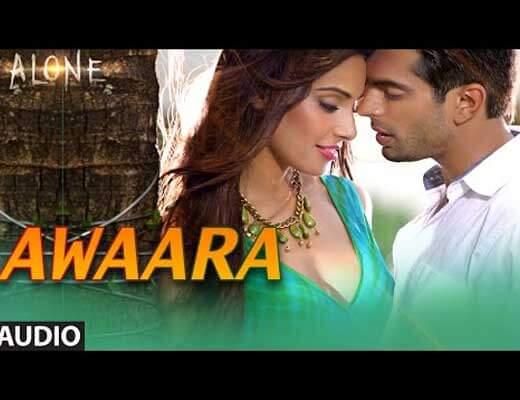 Awaara Lyrics - Altamash Faridi, Saim Bhatt Alone