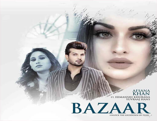 Bazaar---Afsana-Khan---Lyrics-In-Hindi