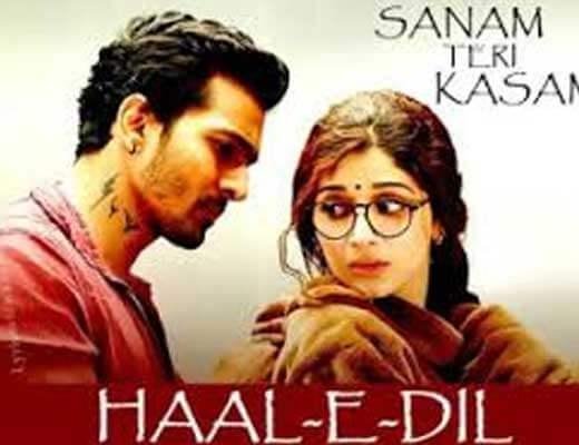 Haal-E-Dil Lyrics - Sanam Teri Kasam