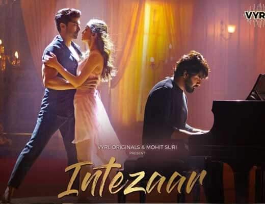Intezaar Lyrics - Arijit Singh