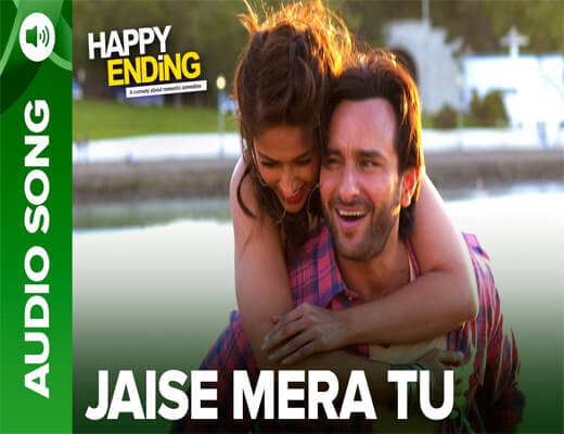 Jaise-Mera-Tu---Happy-Ending---Lyrics-In-Hindi