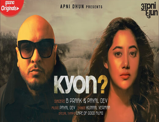 Kyon---B-Praak---Lyrics-In-Hindi