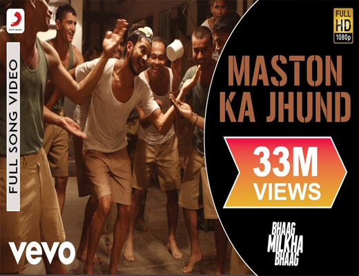 Maston-Ka-Jhund---Bhaag-Milkha-Bhaag---Lyrics-In-Hindi