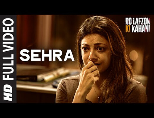 Sehra---Do-Lafzon-Ki-Kahani---Lyrics-In-Hindi